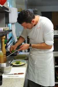 Le Chef - La Sauvageonne - Saint Tropez - Vanessa Romano photographe et styliste culinaire