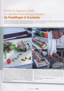 Série de photos du restaurant Coquillage et Crustacés par Vanessa Romano