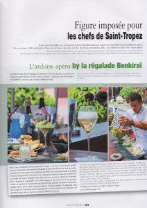 photos culinaires de Vanessa Romano sur le Benkirai