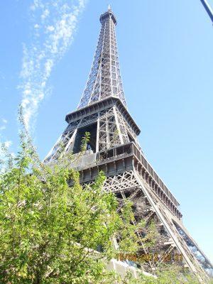 Tour Eiffel Paris - Ysé Arnould Romano