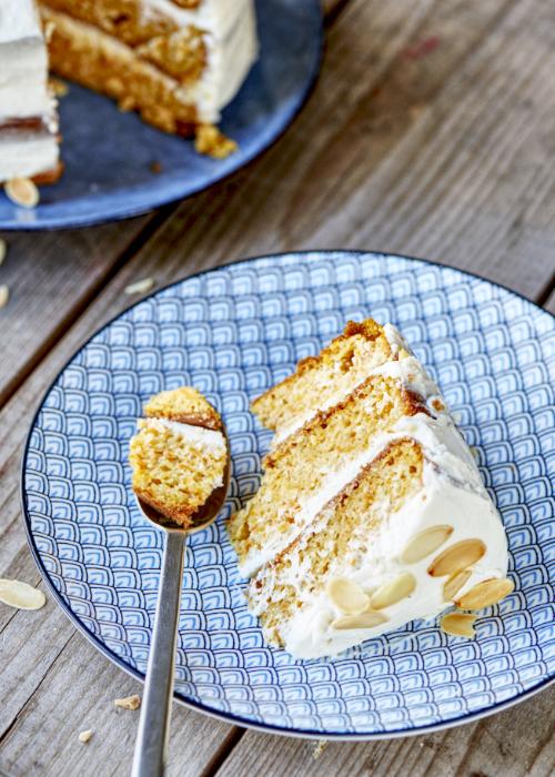 photo de carrot cake