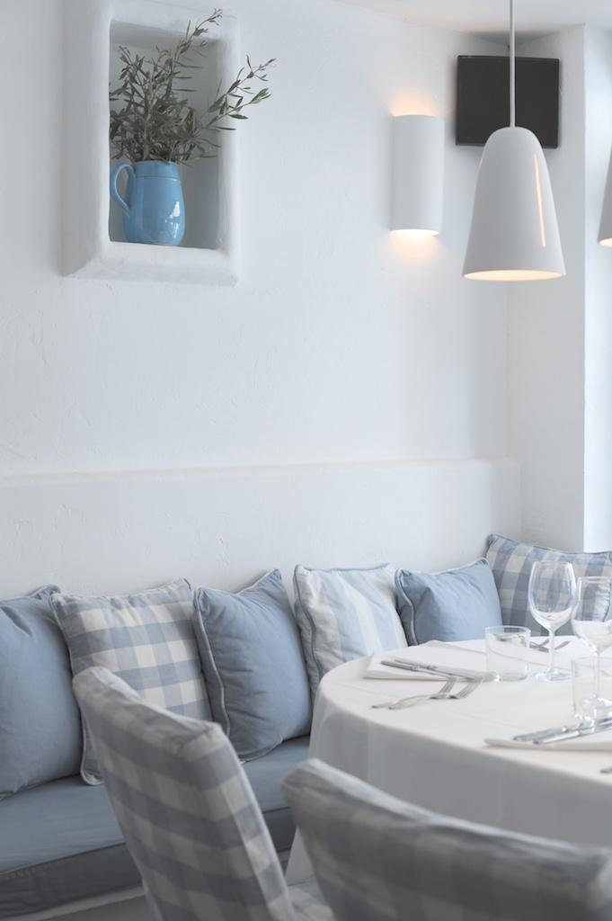 photos du restaurant Christina Saulini Saint Tropez Vanessa Romano