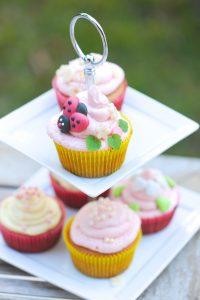 Cours de cuisine - Cupcakes (sans gluten) - Vanessa Romano photographe et styliste culinaire