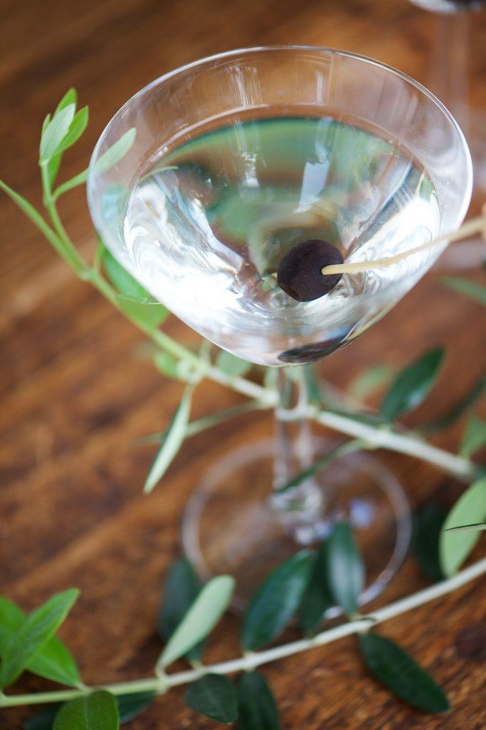 photographie culinaire et création de cocktail Elyaos Dry