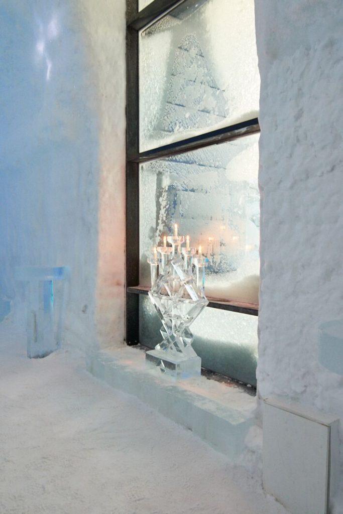 photo du Icebar Icehotel