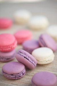 Macarons - Vanessa Romano photographe et styliste culinaire