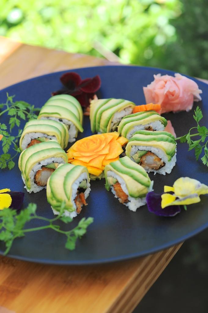 photographie culinaire de mako