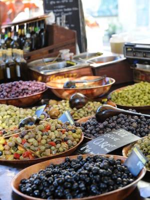 Marché de Fréjus - Vanessa Romano - photographe et styliste culinaire