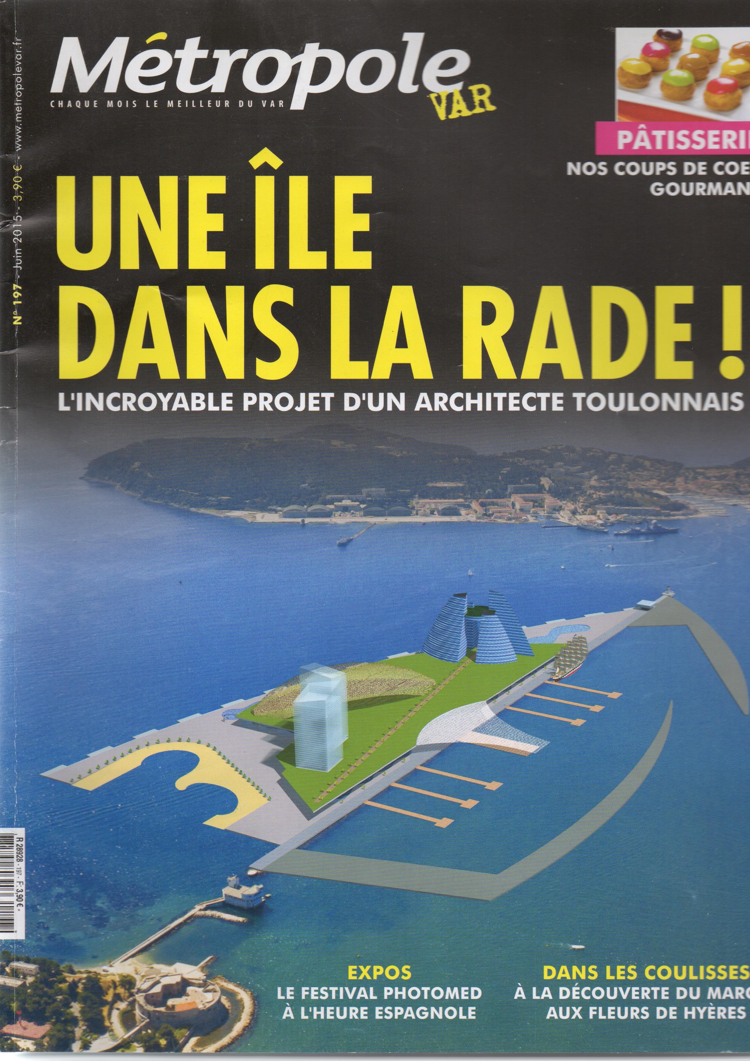 Magazine Métropole Var Juin 2015