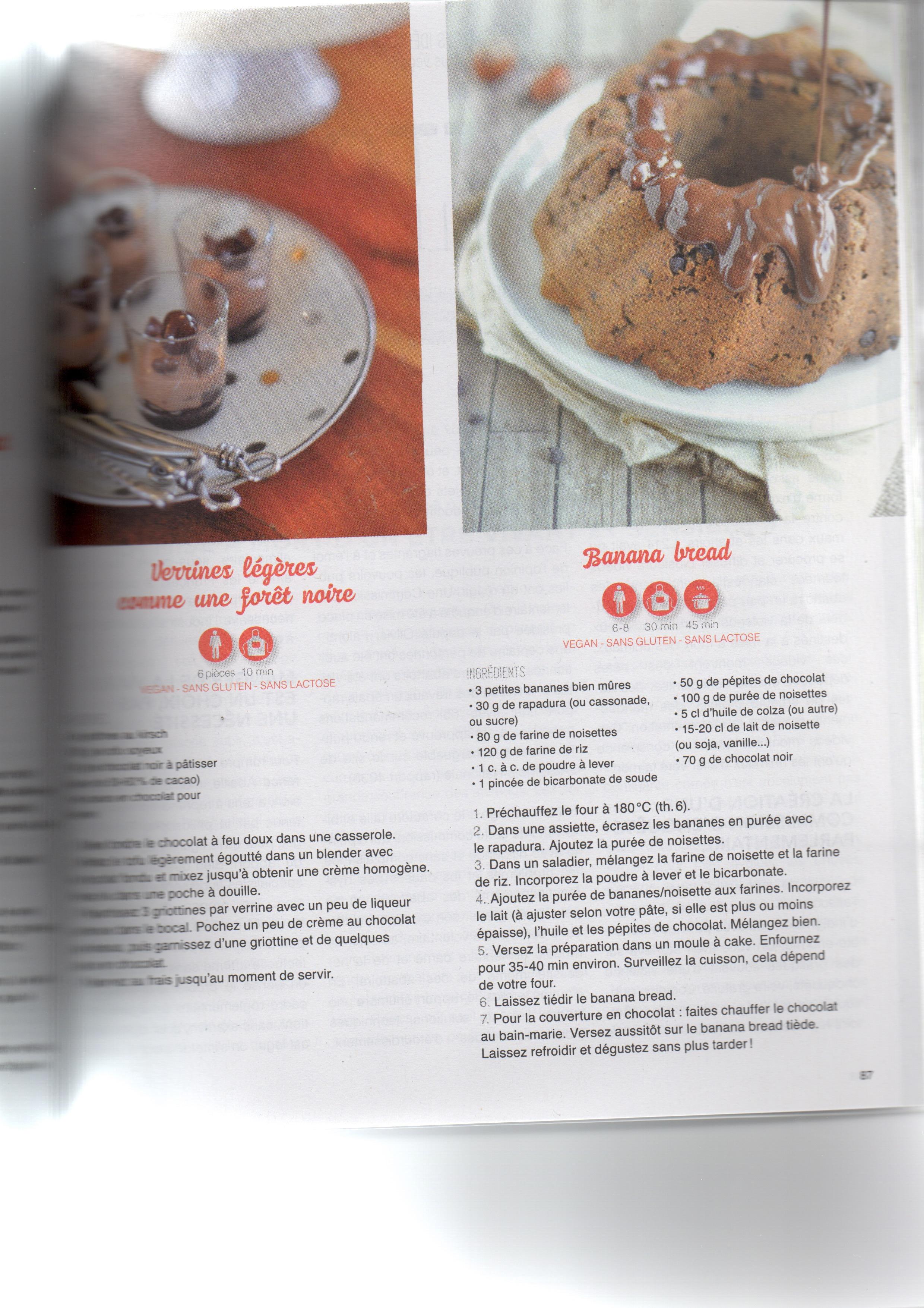 recettes et photos de la photographe culinaire Vanessa Romano dans la presse