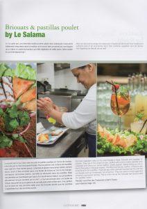 photographies culinaires de Vanessa Romano pour le Salama