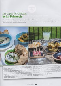 Photographies culinaires de Vanessa Romano La Palmeraie