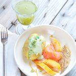 Photo Pommes de terre crème coco wasabi Vanessa Romano