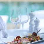 Rougets farcis de tapenade, risotto au chorizo - Hôtel Muse, Saint Tropez (Var) - Vanessa Romano photographe et styliste culinaire (1)