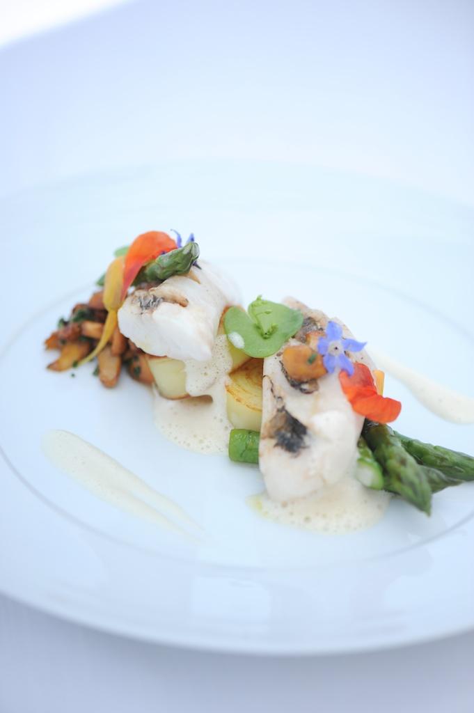 photographie culinaire de saint Pierre