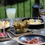 Tapas au Château Valmer (Var) - Vanessa Romano Photographe et styliste culinaire