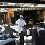 Tapas au Grand Café - Hôtel Saint Amour - La Tartane - Saint Tropez