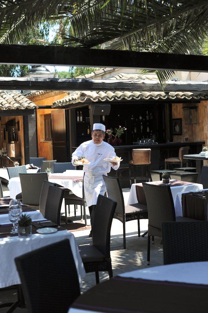 photo du chef de Grand Café - Hôtel Saint Amour - La Tartane - Saint Tropez