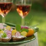 Tartine du chèvrier et du jardinier - Var - Vanessa Romano photographe et styliste culinaire