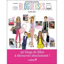 livre génération blogueuses